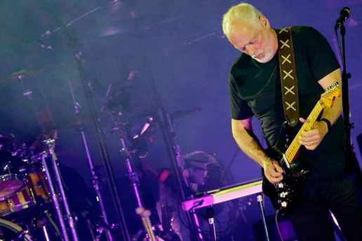 David Gilmour Live at Pompeii reseña