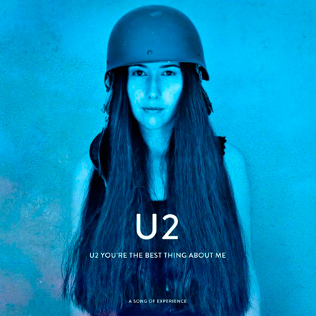 U2 nuevo sencillo Youre the Best Thing About Me