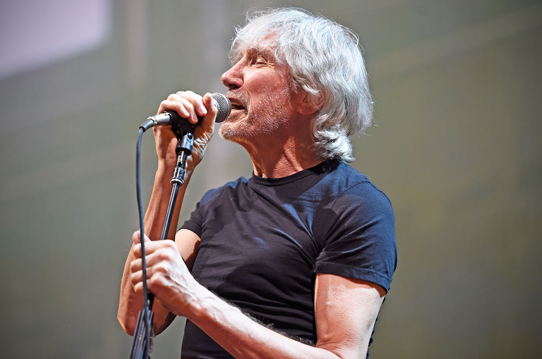 Roger Waters gira 2017 taquilla