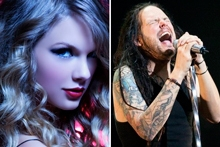 Taylor Swift era fan de Korn